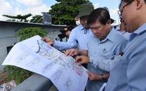 Chủ tịch UBND TP.HCM Nguyễn Thành Phong: Khẩn trương thực hiện dự án rạch Xuyên Tâm