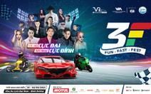 Sắp có Đại lễ hội 3F - đua xe và giải trí tại Việt Nam