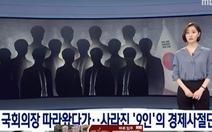 9 người đi cùng chuyên cơ đoàn chủ tịch Quốc hội trốn lại Hàn Quốc là người 'đội lốt' doanh nhân