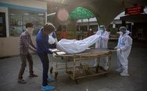 Ấn Độ thêm 346.786 ca nhiễm lập kỷ lục thế giới mới, 2.624 ca tử vong trong vòng 24 giờ