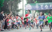 Giải chạy 'JUST RUN - Vì một Việt Nam khỏe mạnh và thịnh vượng'