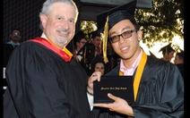 Cựu học sinh Quốc tế Á Châu đạt học bổng tiến sĩ ở tuổi 23