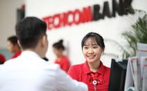 Techcombank khát vọng vốn hóa sẽ đạt 20 tỉ USD vào năm 2025