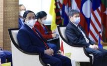 Thủ tướng Phạm Minh Chính đề nghị ASEAN phối hợp tìm giải pháp cho Myanmar