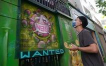 Biệt thự graffiti phòng chống COVID-19 ở Hà Nội khiến người đi qua 'khoái chí'
