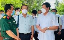 Chiều 25-4: Việt Nam thêm 10 ca mắc COVID-19 mới, cách ly sau nhập cảnh
