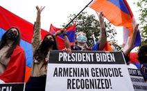 Tổng thống Biden công nhận Đế quốc Ottoman diệt chủng người Armenia