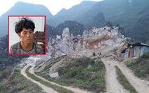 Hà Giang: Bắt nghi phạm giết 2 bạn nhậu rồi vứt xác vào hỏm đá