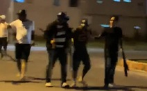 Đà Nẵng: Truy bắt hai băng nhóm côn đồ hỗn chiến náo loạn đường phố