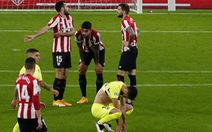 Atletico thua Bilbao, cuộc đua vô địch La Liga thêm hấp dẫn