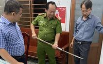 Khởi tố 2 băng giang hồ đâm chém nhau náo loạn đường phố Đà Nẵng