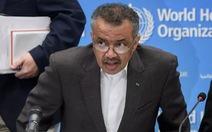 Tổng giám đốc WHO: 'Tình hình ở Ấn Độ hơn cả đau lòng'