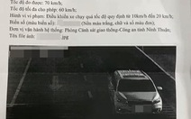 CSGT TP.HCM cảnh báo việc kẻ xấu lợi dụng 'phạt nguội' để chiếm đoạt tài sản