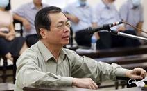 Chiều nay, tuyên án cựu bộ trưởng Vũ Huy Hoàng