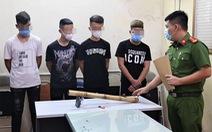 4 học sinh THPT tẩm ma túy vào thuốc lào để hút