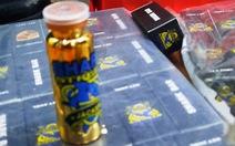 Khởi tố nhóm đưa 'nước vui' cực độc từ Campuchia về TP.HCM tiêu thụ