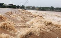 Quảng Ninh: mưa lớn gây lũ và ngập úng tại khu vực huyện Hải Hà
