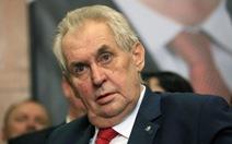Tổng thống Czech quở trách thủ tướng vì cứng rắn với Nga