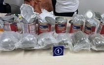 Hàng chục ký ma túy giấu trong các lô quà biếu nhập khẩu