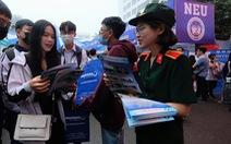 Ban tuyển sinh quân sự Bộ Quốc phòng điều chỉnh thời gian sơ tuyển