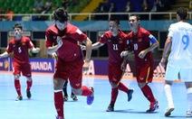 Tuyển Việt Nam tránh được Thái Lan tại play-off tranh vé dự Futsal World Cup