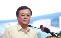 Bộ trưởng Lê Minh Hoan: 'Khi có thiên tai chúng ta xúm lại chống, nhưng sau đó lại quên'