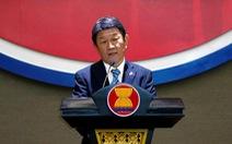 Bộ trưởng ngoại giao Việt Nam và Nhật Bản điện đàm, bàn về Myanmar và Biển Đông