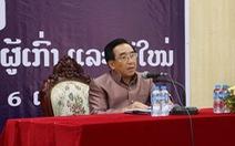 Lào kêu gọi toàn quốc dốc sức chống dịch