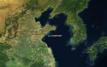 Tàu chở 1 triệu thùng dầu bị đụng ngoài khơi Trung Quốc, dầu tràn ra biển