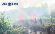 Lăng kính 24g: Không chủ quan, lơ là với 'giặc lửa'