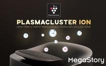 Plasmacluster Ion - Hành trình 2 thập kỷ mang khí sạch trong đến với cuộc sống