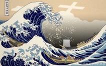 Trung - Nhật 'khẩu chiến' vì ảnh chế vụ xả nước thải từ Fukushima