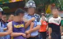 Tấn công bằng dao ở nhà trẻ Trung Quốc, 16 trẻ bị thương
