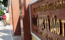 Quyết định tuyển dụng 8 biên chế trước nghỉ hưu: Phòng tổ chức cán bộ không tham mưu