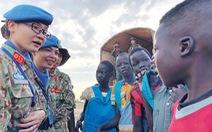 Y bác sĩ Việt gieo hòa bình ở Nam Sudan