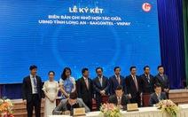 VNPAY trở thành đối tác chiến lược chuyển đổi số tại Long An