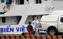 Vụ tàu có 12 thuyền viên dương tính: Long An xin lỗi, Vũng Tàu 'hỏa tốc' tiếp nhận