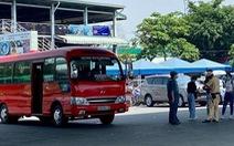 TP.HCM yêu cầu xe khách không chở quá 20 người kể từ ngày 22-5