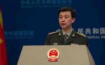 Bắc Kinh khiếu nại sau khi tàu Mỹ 'cản trở' tàu Trung Quốc tập trận