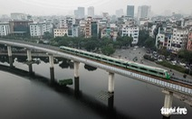 Đường sắt Cát Linh - Hà Đông đạt chứng nhận an toàn hệ thống, sẵn sàng vận hành sau kỳ nghỉ lễ