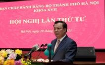 Bí thư Hà Nội: Phải làm đường vành đai 4 rộng 120m ở thủ đô