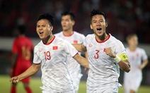 Đội tuyển Việt Nam thi đấu vòng loại World Cup 2022 vào giữa đêm
