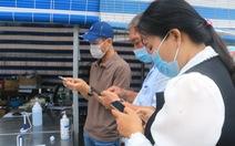 'Khai báo y tế phụ thuộc vào… sự trung thực của người dân'