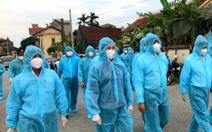 'Chùm ca bệnh COVID-19 xuất phát từ Hà Nam lây lan nhanh, mức độ tấn công nhanh'