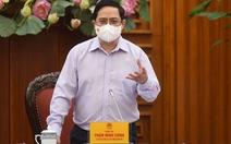 Thủ tướng Phạm Minh Chính: Lấy đầu tư công dẫn dắt đầu tư tư