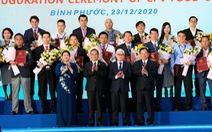 Sức bật mới từ khu liên hợp công nghiệp và đô thị  Becamex Bình Phước