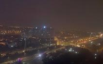 Đêm qua TP.HCM và toàn miền Nam mưa rất to, đêm nay dự báo mưa tiếp