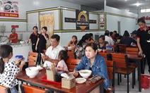 Dịch vụ ăn uống thay đổi nhờ COVID-19