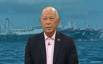 Bộ trưởng Philippines: 'Tôi đâu có ngu. Tàu Trung Quốc rời Đá Ba Đầu ngay'