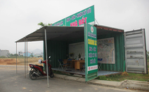 Tràn lan kiôt bất động sản xây dựng không phép ở phía tây Đà Nẵng